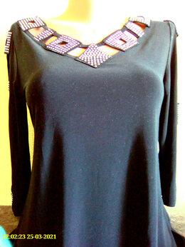 Блузки и кофточки - Нарядный блузон, 0