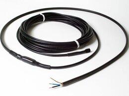 Электрический теплый пол и терморегуляторы - Нагревательный кабель DEVIsafe 20T 3890 Вт 194 м, 0