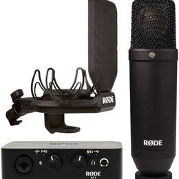 Микрофоны - Студийный микрофон Rode AI-1 Complete Studio, 0