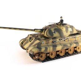 Радиоуправляемые игрушки - Р/У танк Taigen 1/16 KingTiger (Германия) HC 2.4G RTR, 0