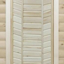 Двери - Банная дверь липа ПГ3, 0