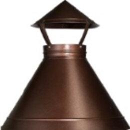 Дымоходы - Дымный купол FINGRILL antique D=80, 0