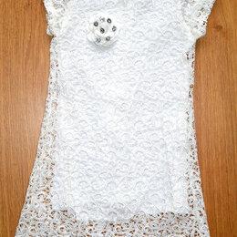 Платья и сарафаны - Платье детское нарядное летнее , 110 см, 0