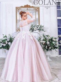 Платья - Пышное закрытое свадебное платье 56-58 TM GOLANT, 0