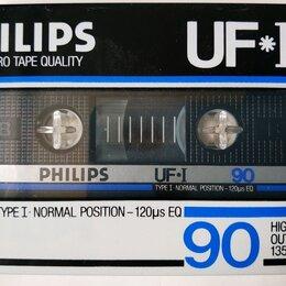 Музыкальные CD и аудиокассеты - аудиокассеты нераспакованные, 0
