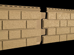 Фасадные панели - Фасадный сайдинг Клинкер-Кирпич, 0