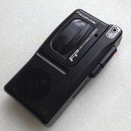 Диктофоны - Диктофон на микрокассете Panasonic, 0