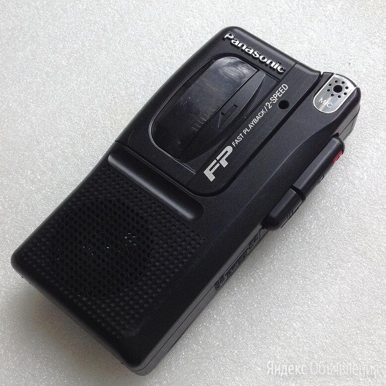 Диктофон на микрокассете Panasonic по цене 1000₽ - Диктофоны, фото 0