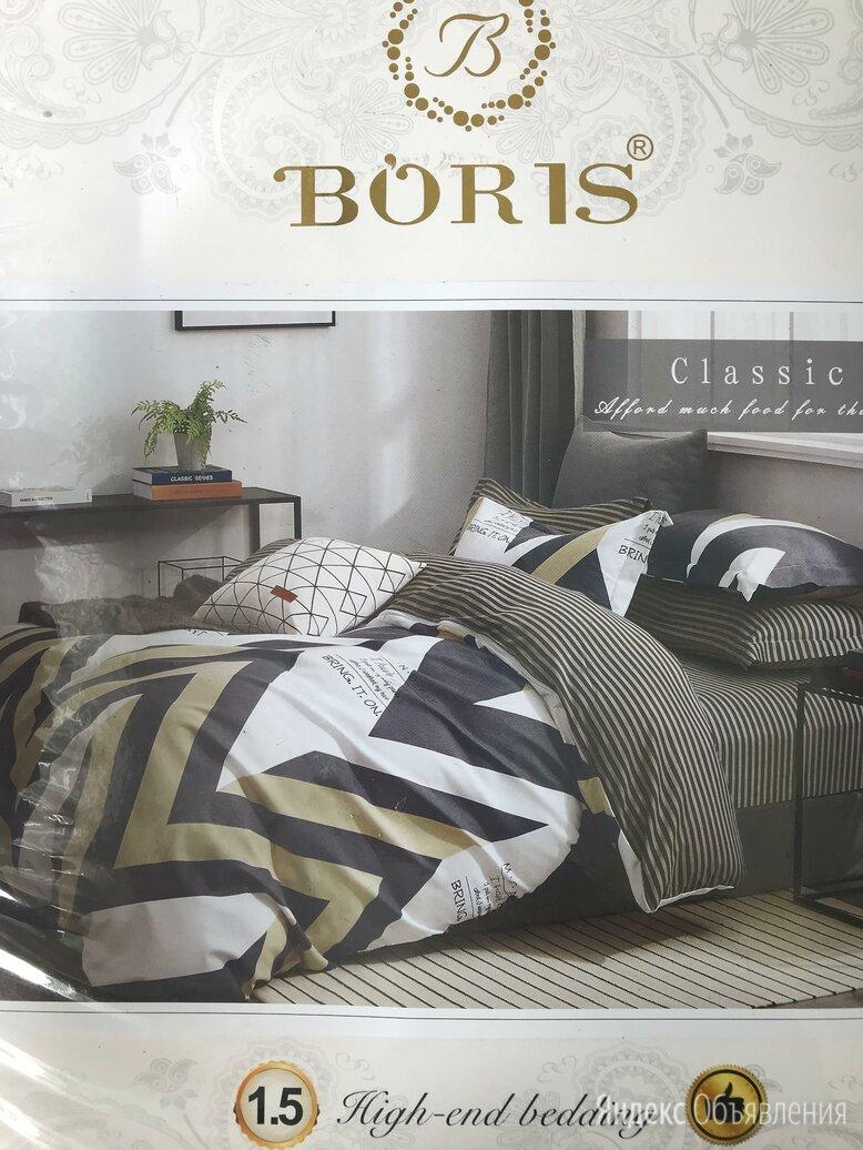 Постельное белье Boris отличное качество  по цене 1790₽ - Постельное белье, фото 0