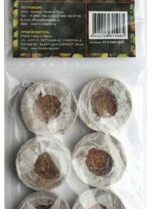 Аксессуары и средства для ухода за растениями - Кокосовая таблетка d32мм 6 шт, 0
