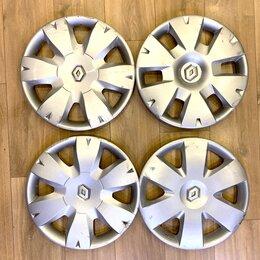 Шины, диски и комплектующие - Колпаки дисков Рено 4 шт. , 0
