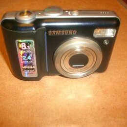 Фотоаппараты - Цифровой фотоаппарат, 0