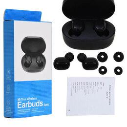 Наушники и Bluetooth-гарнитуры - Беспроводные наушники Redmi Airbuds новые , 0