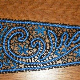 Галстуки и бабочки - Вологодское кружево, кружевной галстук, 0