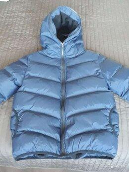 Куртки и пуховики - Лёгкий и тёплый пуховик с моно молнией на модника!, 0