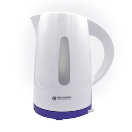Электрочайники и термопоты - Чайник электрический Gelberk GL-463 фиолетовый 1,7, 0