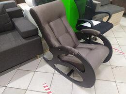 Кресла - Кресло качалка (велюр), 0
