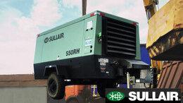 Аренда транспорта и товаров -  Компрессоры Sullair, 0