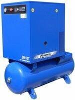 Воздушные компрессоры - Винтовой компрессор Remeza ВК5Т-10-270, 0