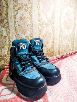 Ботинки - Ботинки сникерсы женские 38 размер, 0