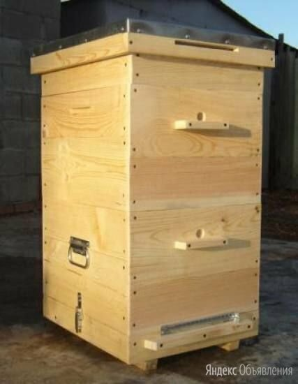 Улья для пчел по цене 5000₽ - Товары для сельскохозяйственных животных, фото 0