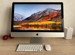 Моноблоки - Apple iMac 27 2011 i5/8Gb/SSD 250Gb + HDD 1Tb, 0