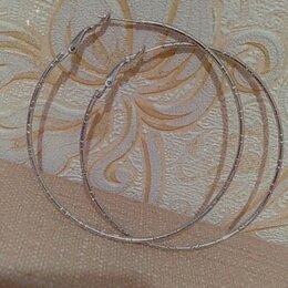 Серьги - Серьги кольца, 0
