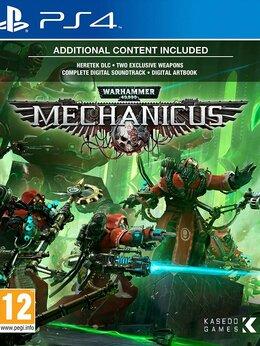 Игры для приставок и ПК - Видеоигра Warhammer 40.000: Mechanicus Русская…, 0