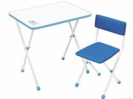 Столы и столики - Набор детской мебели складной стол + мягкий…, 0