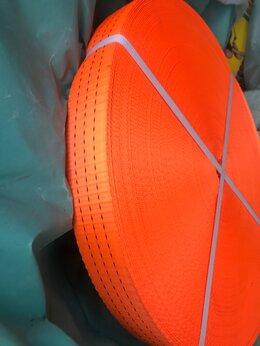Грузоподъемное оборудование - Лента текстильная для ремней 50 мм 4500 кг 100м , 0