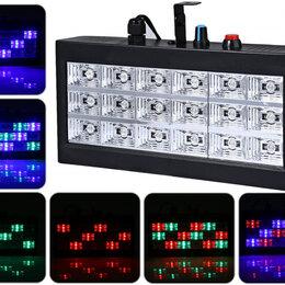 Оборудование для звукозаписывающих студий - Стробоскоп Colorstage LED ROOM STROBO 18x1W RGB, 0