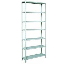 Мебель для учреждений - Стеллаж металлический СМ-750 250х100х80 см, 7…, 0
