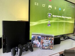 Игры для приставок и ПК - Игры для Sony Playstation 3: GTA V и Fifa 2018, 0