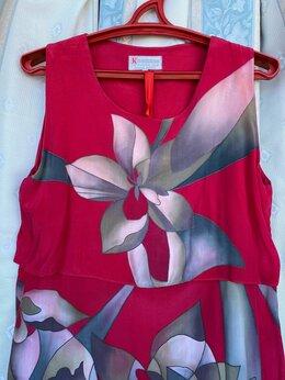 Платья - Натуральный шёлк 100% платье-костюм: юбка,…, 0