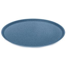 Тарелки - Тарелка синяя 25,5 см Connect Organic , 0