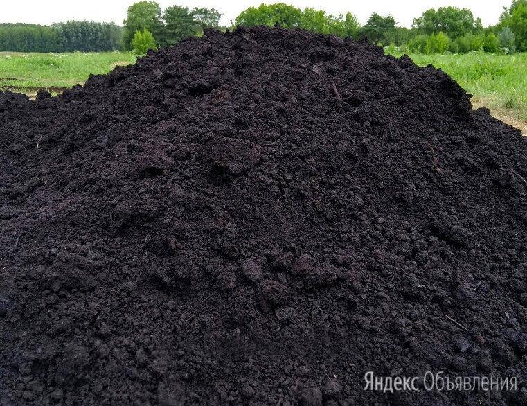 Чернозем,плодородный грунт,торф,торфопесчанная смесь  по цене 500₽ - Субстраты, грунты, мульча, фото 0