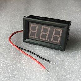 Измерительные инструменты и приборы - Вольтметр Цифровой, переменный ток, 0