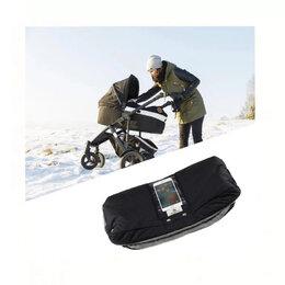 Аксессуары для колясок и автокресел - Новый муфтофон - муфта на коляску (черная), 0