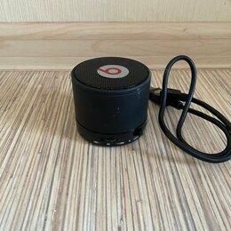 Портативная акустика - Колонка Beats BeatBox Mini Black (чёрная), 0