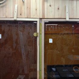 Двери - Двери стеклянные для бань и саун, 0