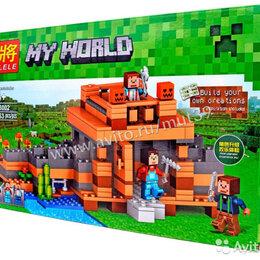 Рюкзаки, ранцы, сумки - Lego Minecraft (аналог) - Lele 33002, 363 детали, 0