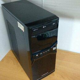 Настольные компьютеры - Системный блок 1155/Pentium G2120/4Gb ram/250Gb/450W, 0