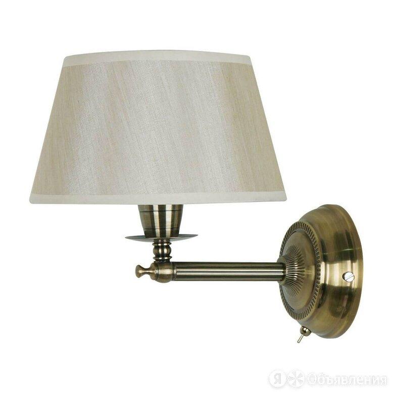 Бра Arte Lamp York A2273AP-1AB по цене 2698₽ - Люстры и потолочные светильники, фото 0
