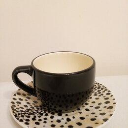 Кружки, блюдца и пары - Кофейная пара., 0