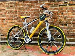 Велосипеды - Велосипед горный новый ж.(магазин), 0