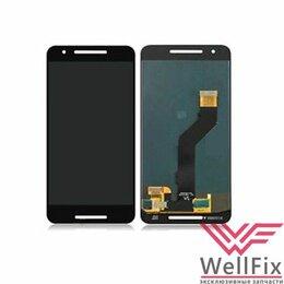 Дисплеи и тачскрины - Дисплей для Huawei Nexus 6P в сборе, 0
