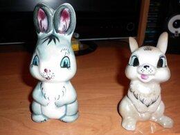 Статуэтки и фигурки - Зайцы керамичекие, 0