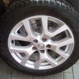 Шины, диски и комплектующие - Колеса Nissan X-Trаil, 0