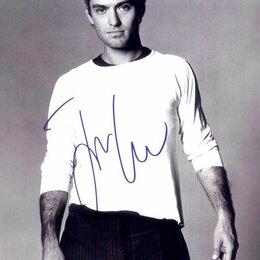 Вещи знаменитостей и автографы - Оригинальный Автограф Джуд Лоу Jude Law, 0
