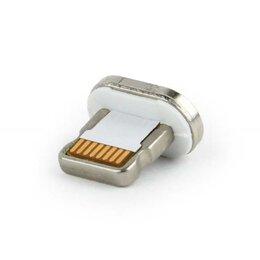 Аксессуары и запчасти для оргтехники - Адаптер lightning Cablexpert CC-USB2-AMLM-8P для м, 0